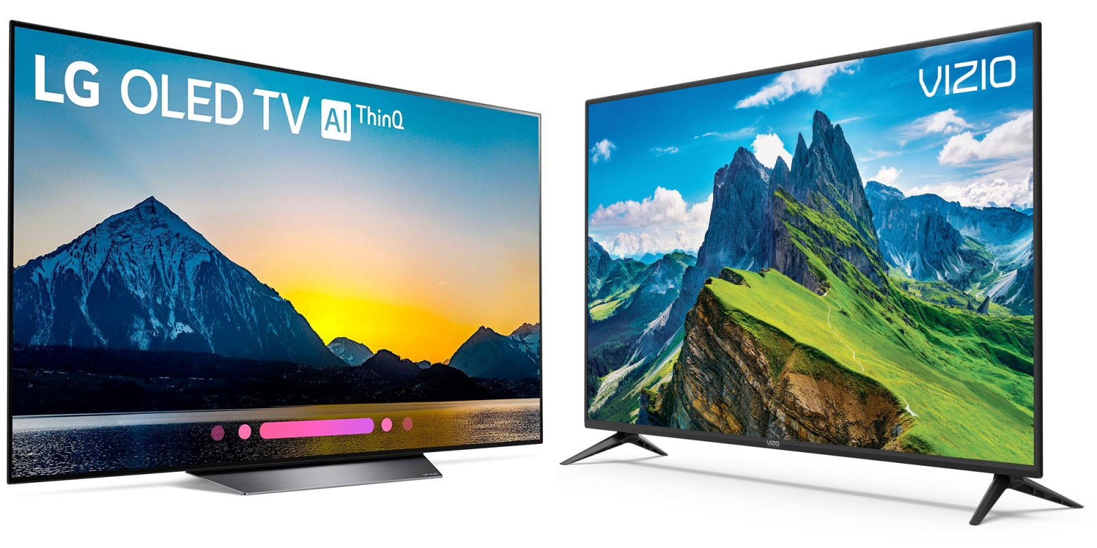 Father's Day Smart TVs from $200: VIZIO 50-inch 4K, LG 65-inch 4K OLED, more