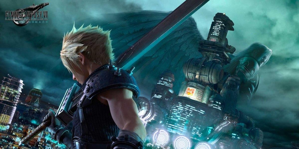 Final Fantasy 7 Remake release date