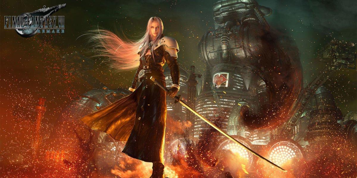 Final Fantasy VIIRemake - release