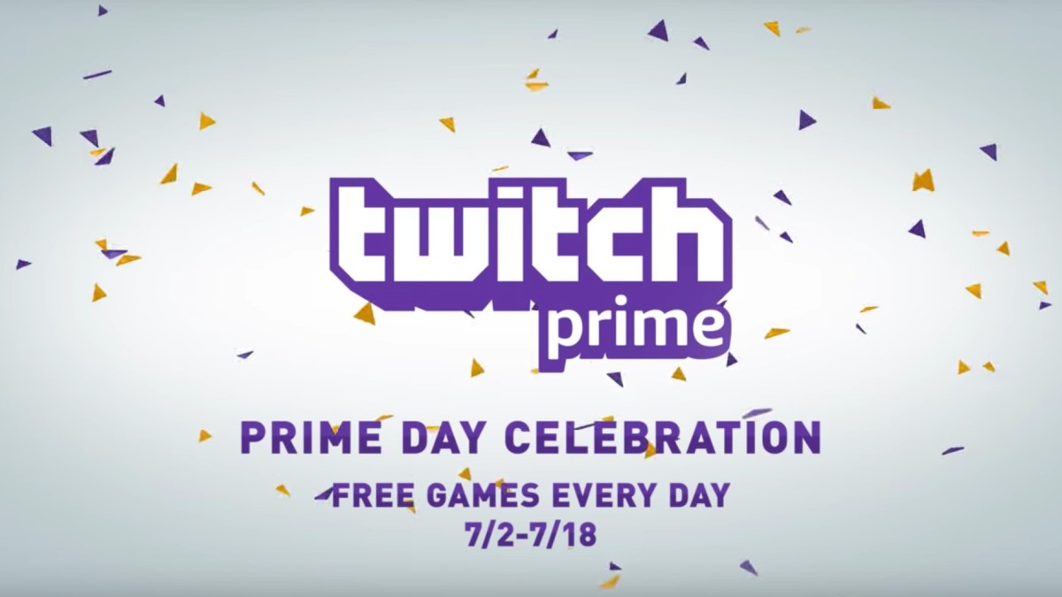 Free Prime Day game goodies