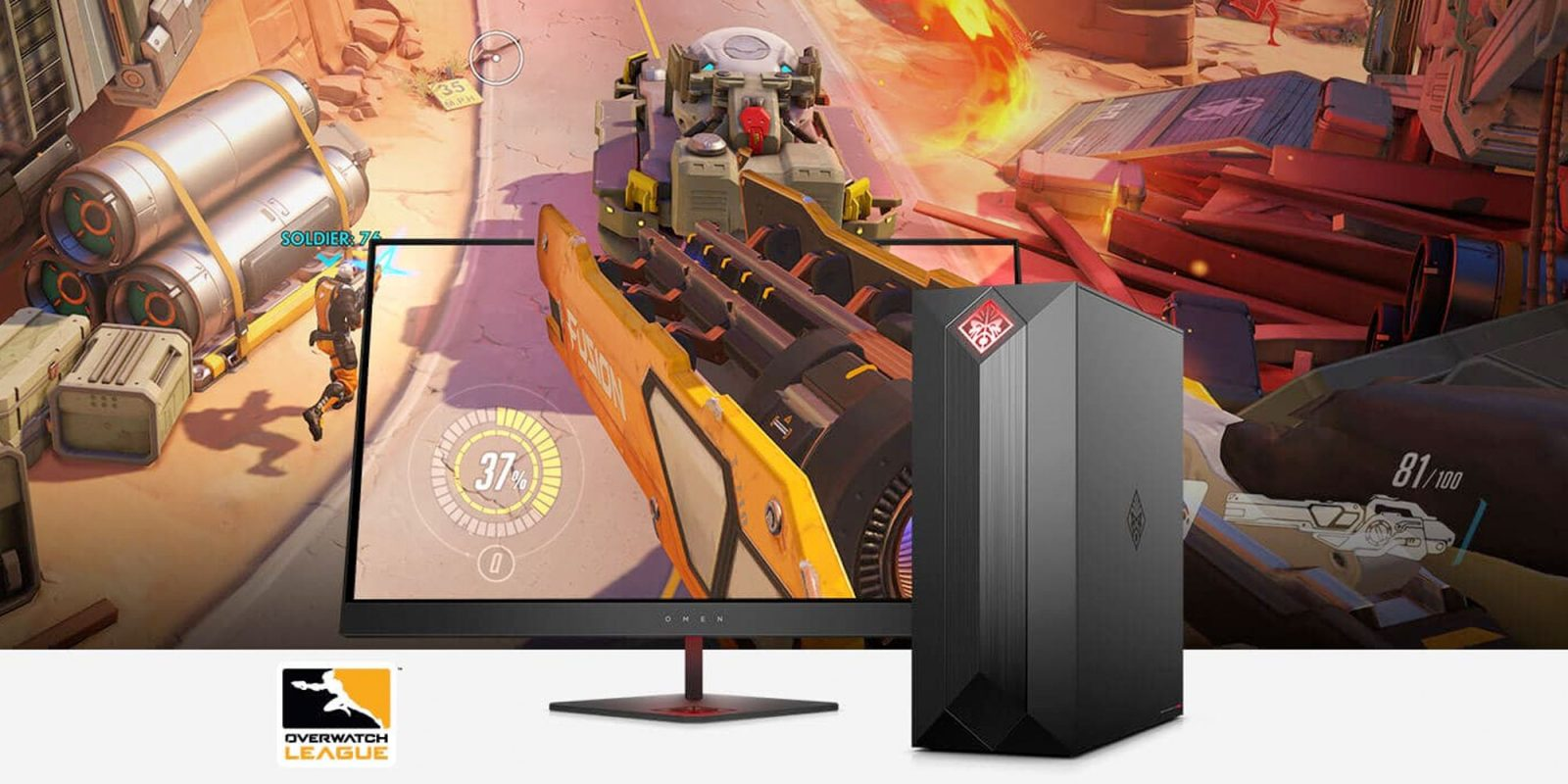 Get in the game w/ refurbished HP OMEN Obelisk computers