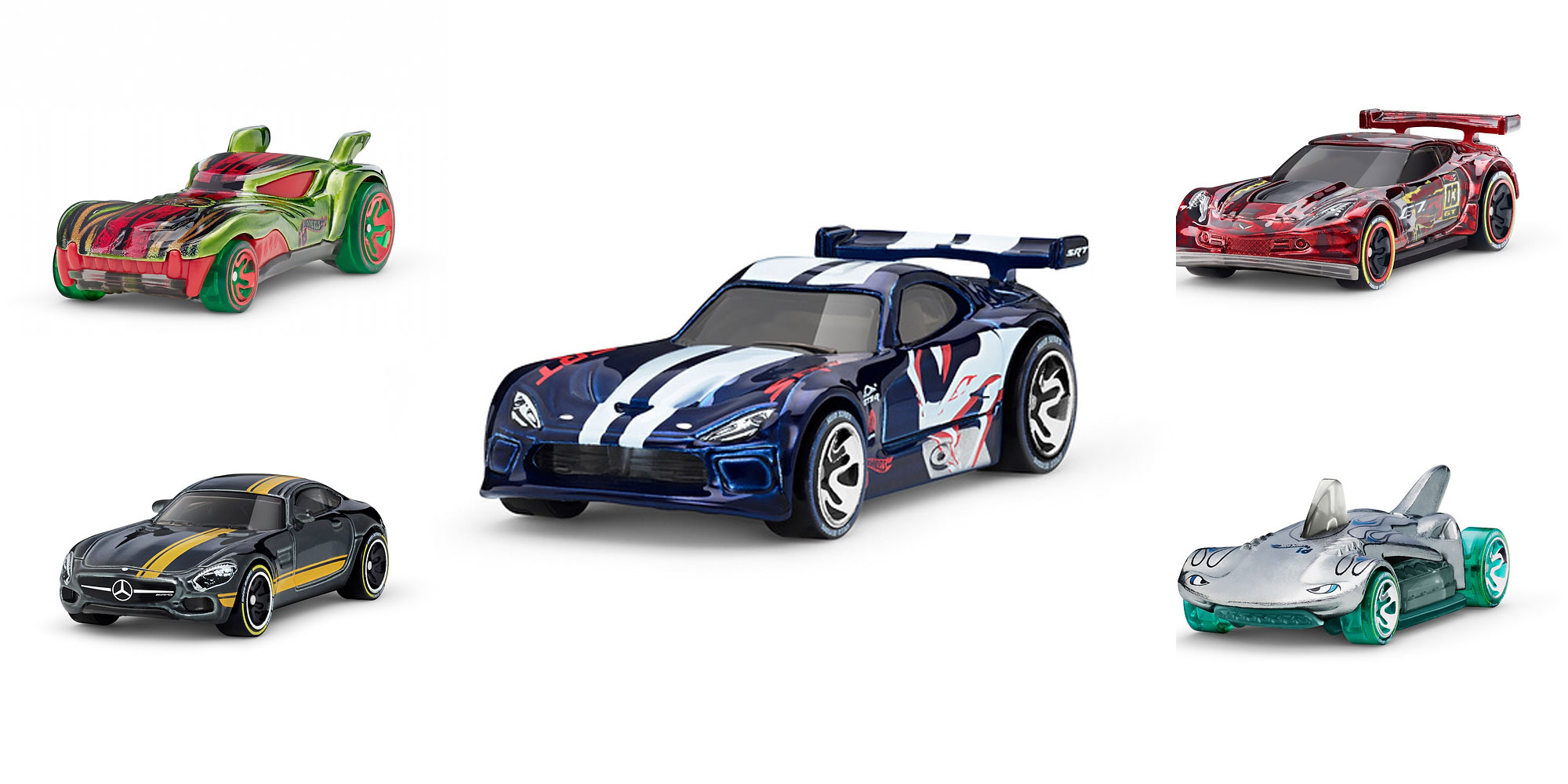 hot wheels id cars apple