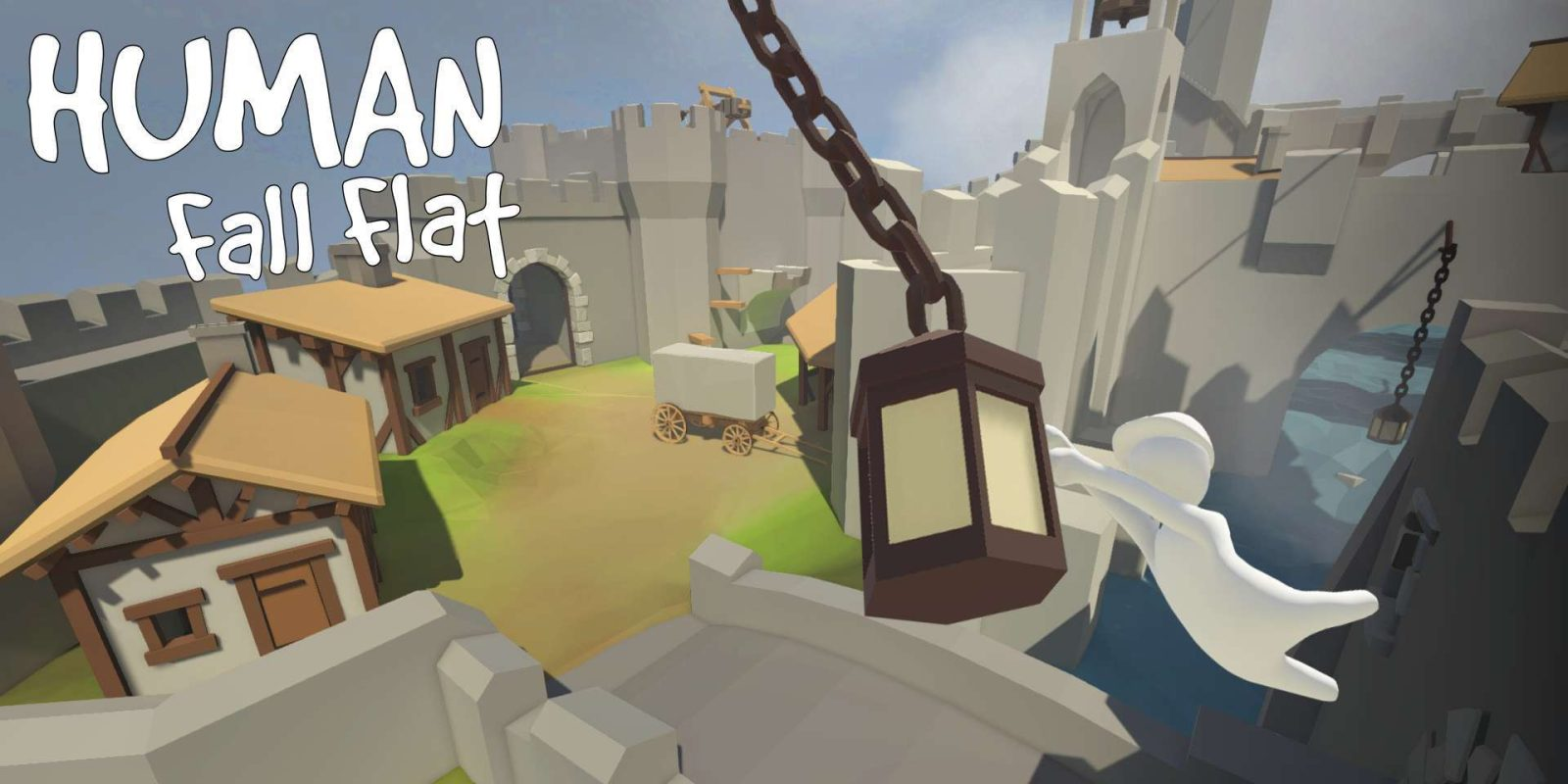 Human Fall Flat & its hilarious physics gameplay hit iOS/Android next week