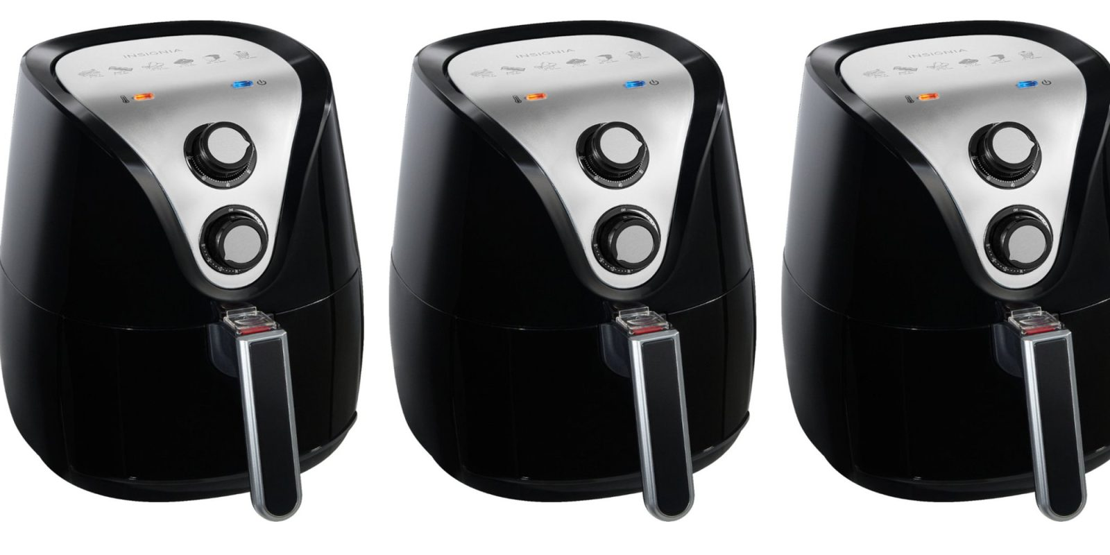 Today only, Best Buy will sell you a 3.4-quart Air Fryer at just $30 (Reg. $55+)