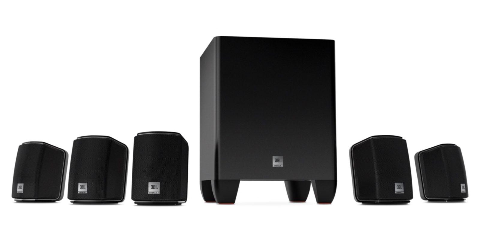 Enjoy 5.1-channel sound with JBL's $150 Cinema 510 Speaker System ($100 off)