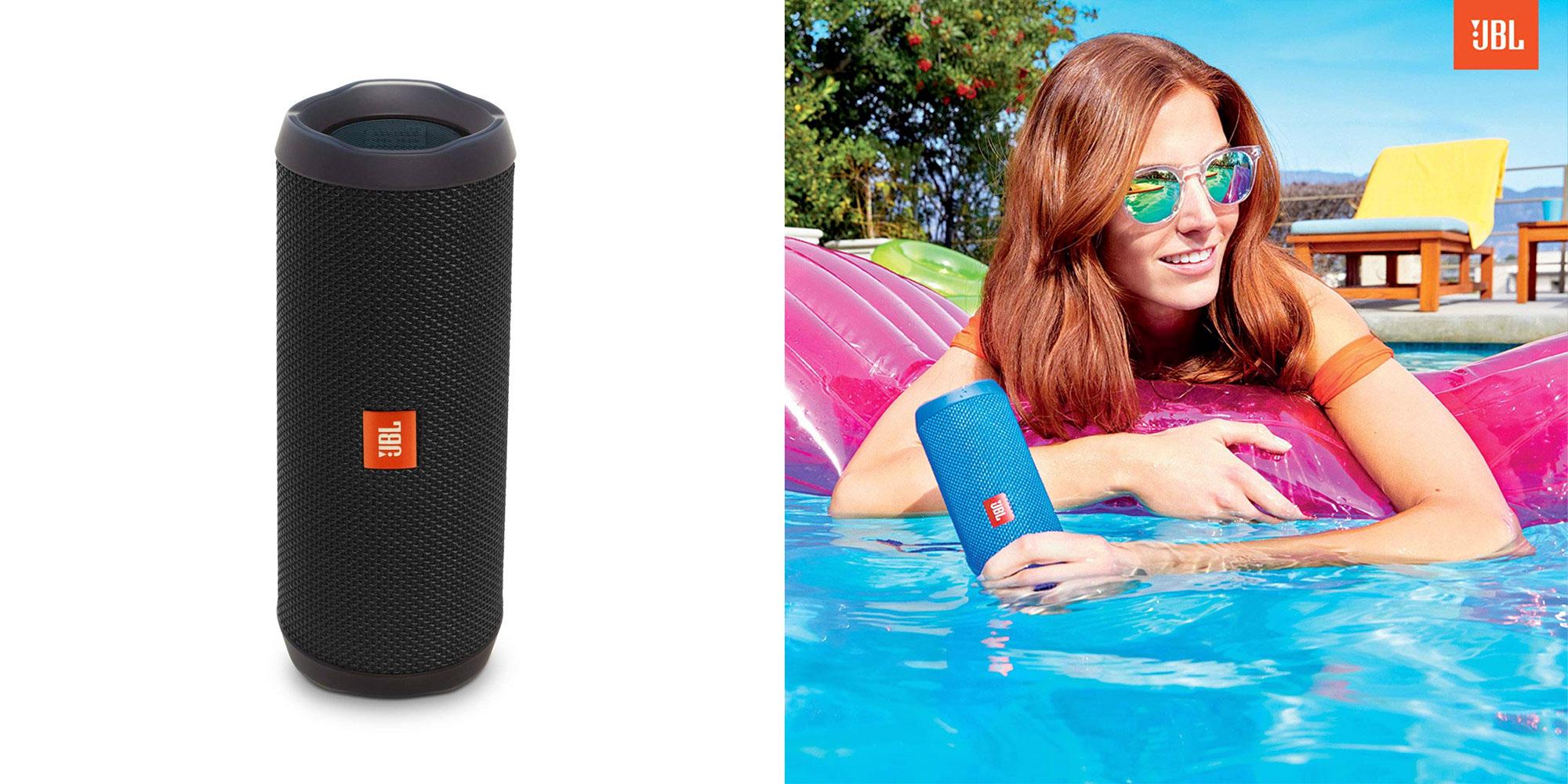 Best Bluetooth Speaker for Summer JBL Flip 4