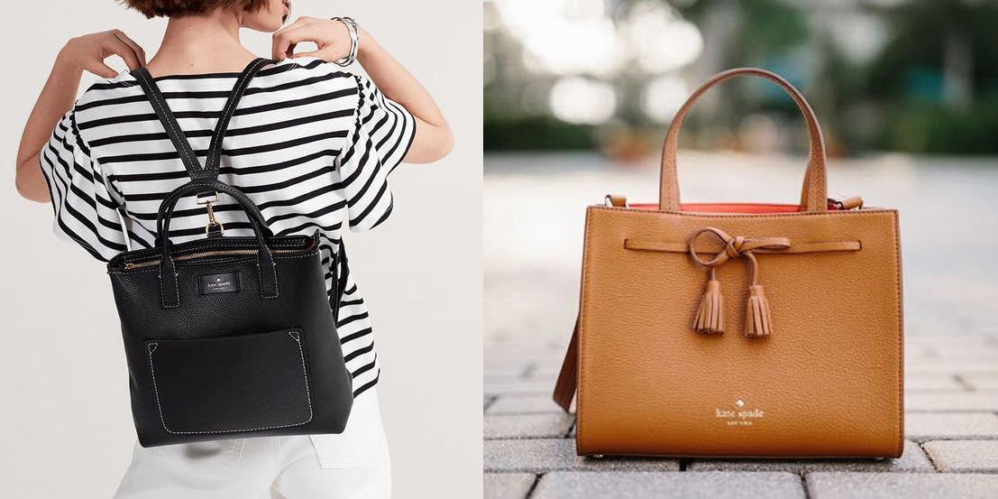 Kate Spade Surprise Flash Sale takes up to 75% off handbags, jewelry & more