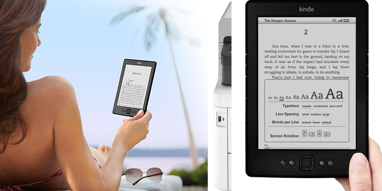 Get an Amazon Kindle w/ 6-inch E-ink display for just $25