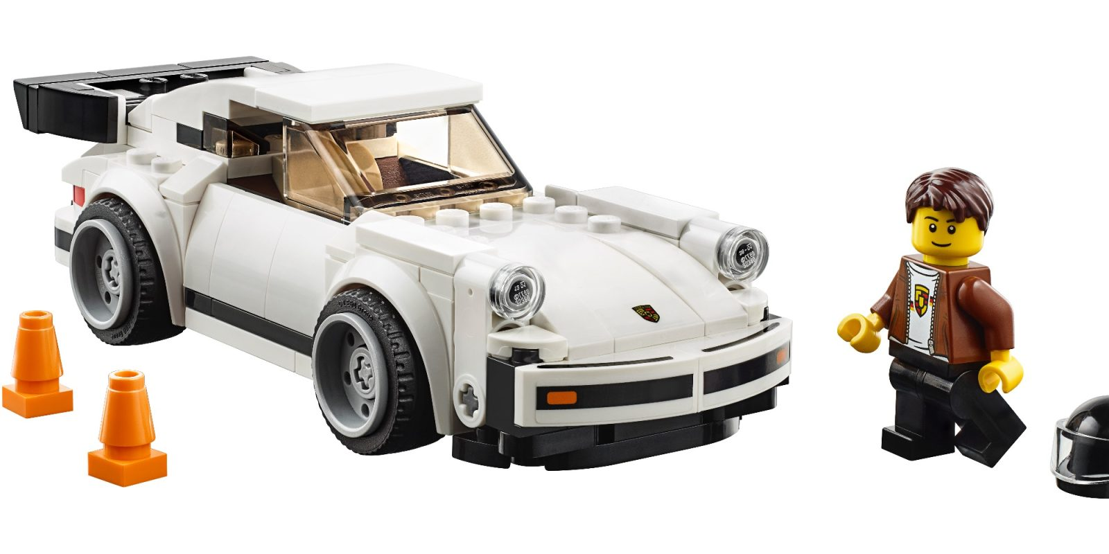 LEGO expands Speed Champions series with launch of new 1974 Porsche 911 set