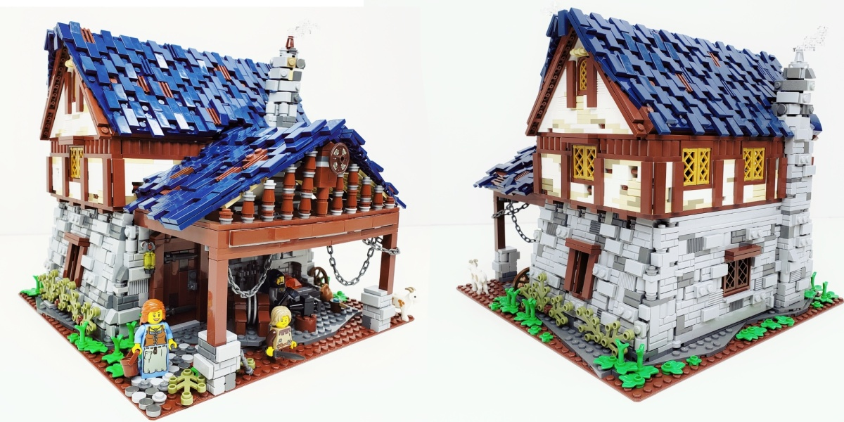 Best LEGO Ideas June Blacksmith