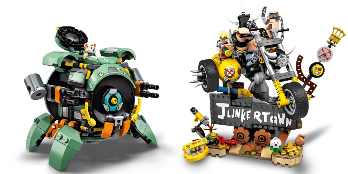 LEGO Overwatch Junkertown