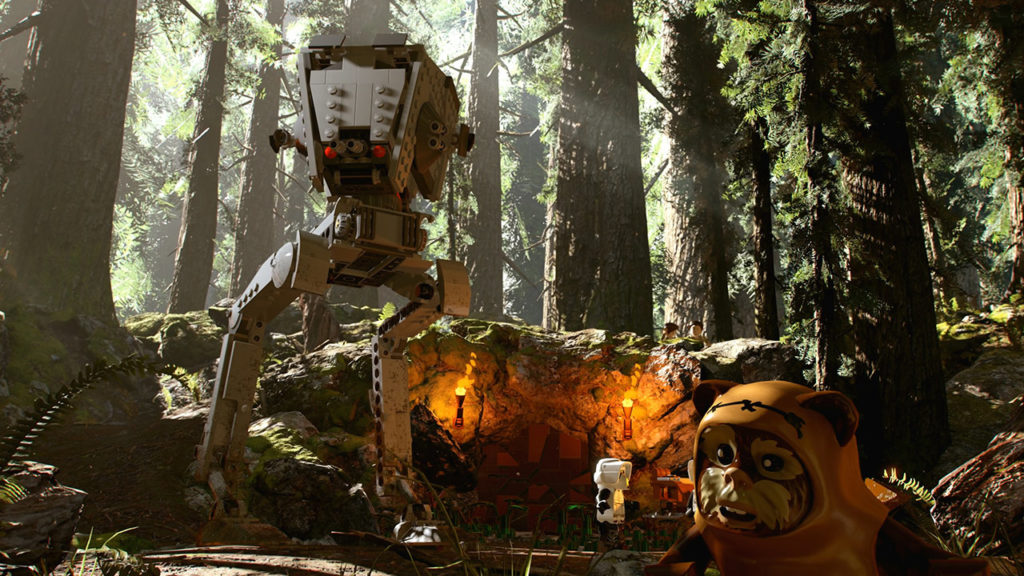 LEGO Star Wars Skywalker Saga open-world