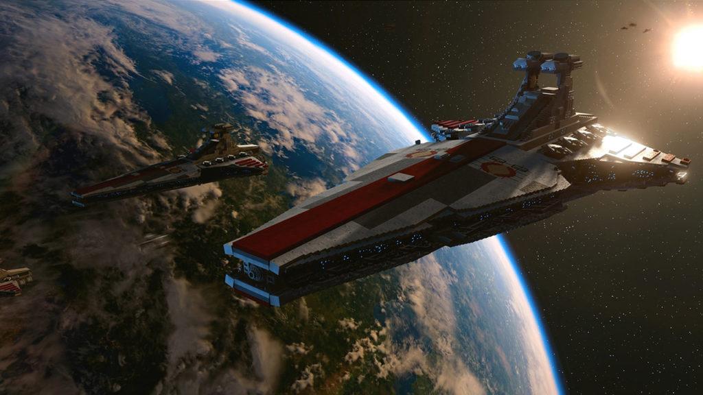 LEGO Star Wars Skywalker Saga new combat system