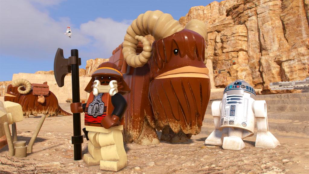 LEGO Star Wars Skywalker Saga new details