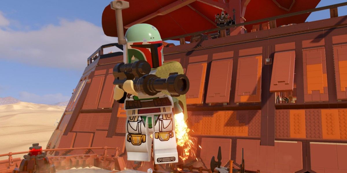 LEGO Star Wars Skywalker Saga explained