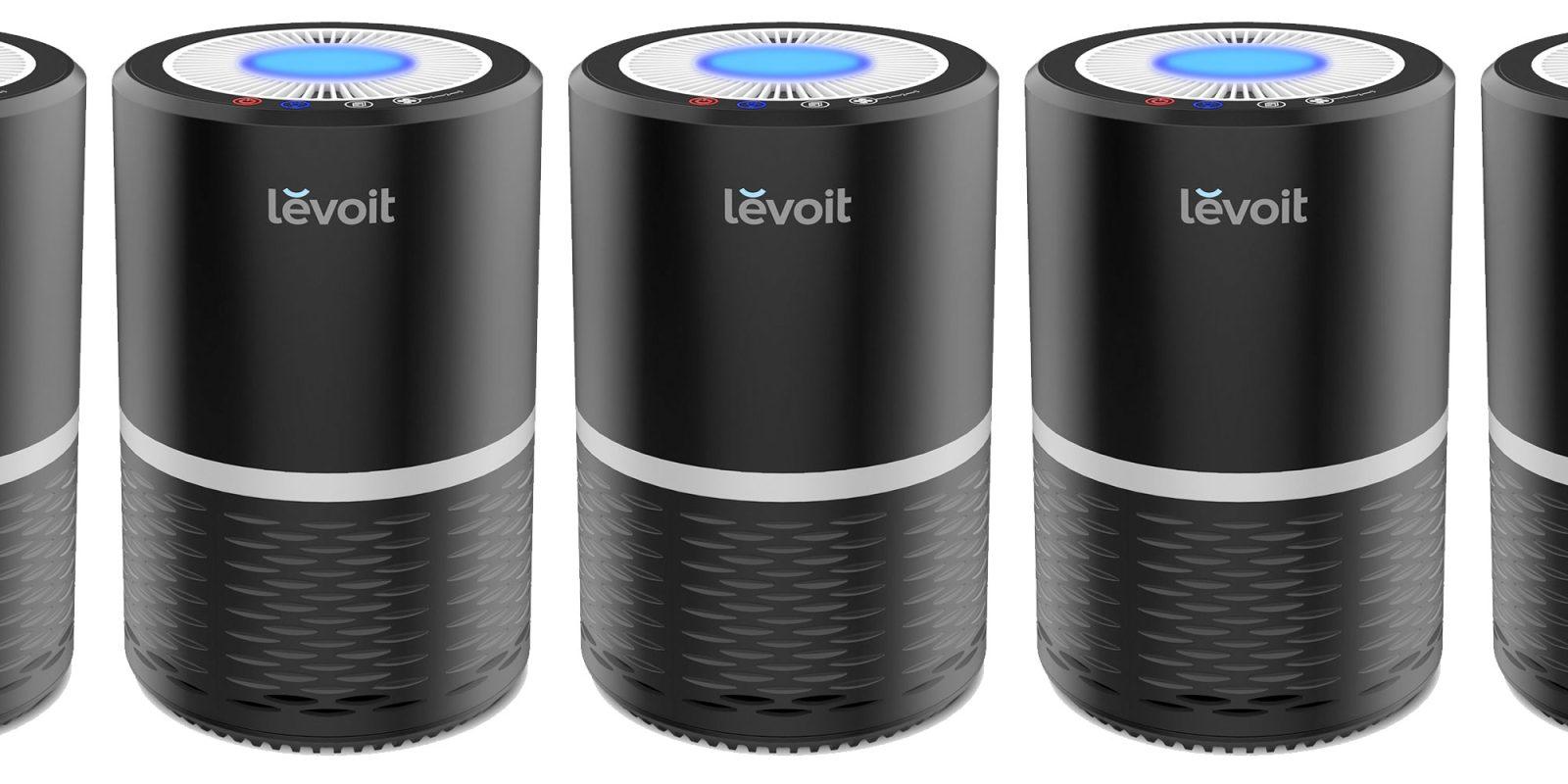 Get LEVOIT's air purifier & enjoy easier breathing for $55 (Reg. $90)
