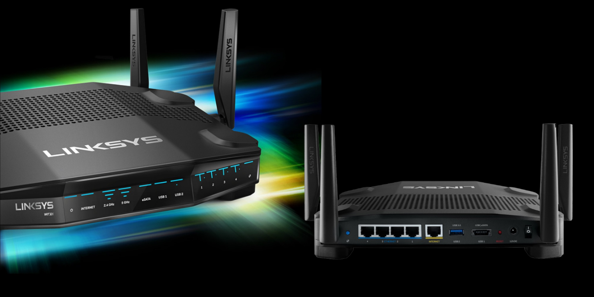 Pair your Xbox One w/ Linksys' 802 11ac Gaming Router at