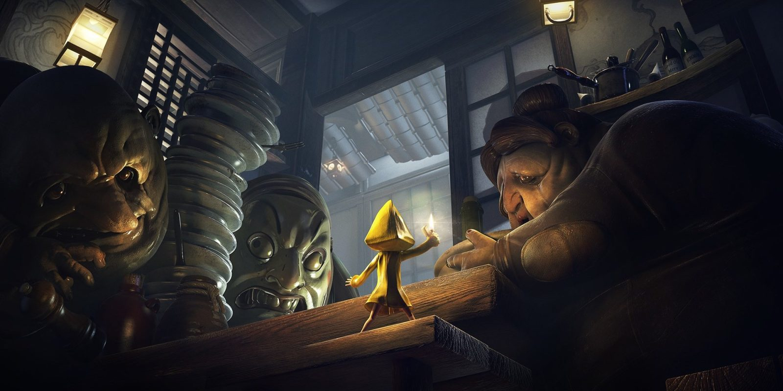 Switch eShop deals from $3.50: Little Nightmares, Escapists 2, Bleed 2, more