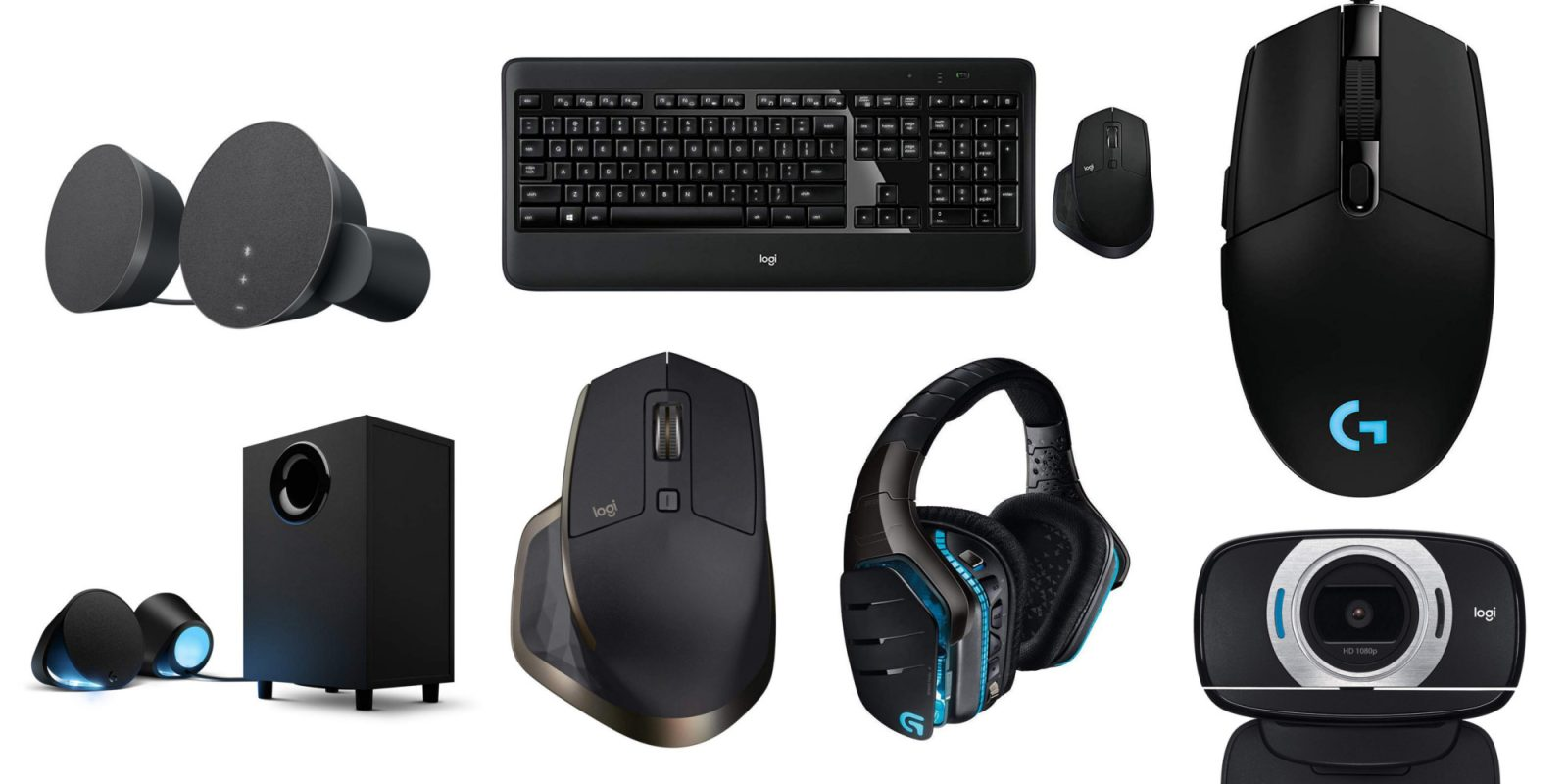 Amazon offers up to 40% off Logitech gear from $15: mice