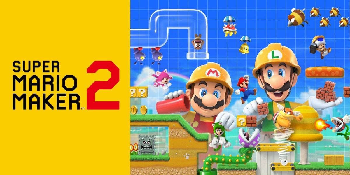 Mario Maker 2 Secrets inbound
