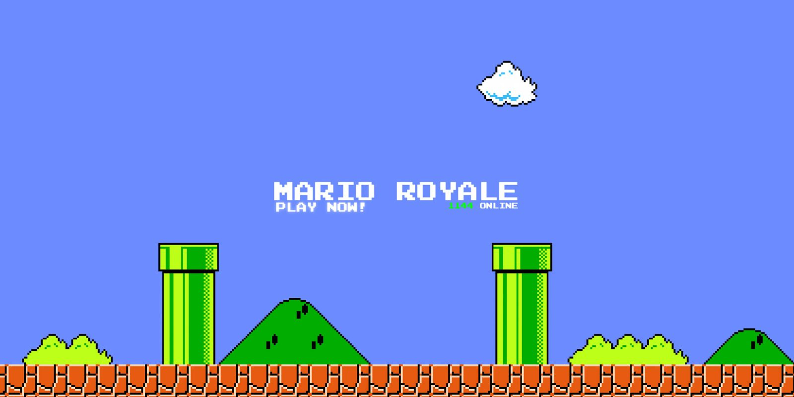 Mario is the latest to join the battle royale craze with Mario Royale
