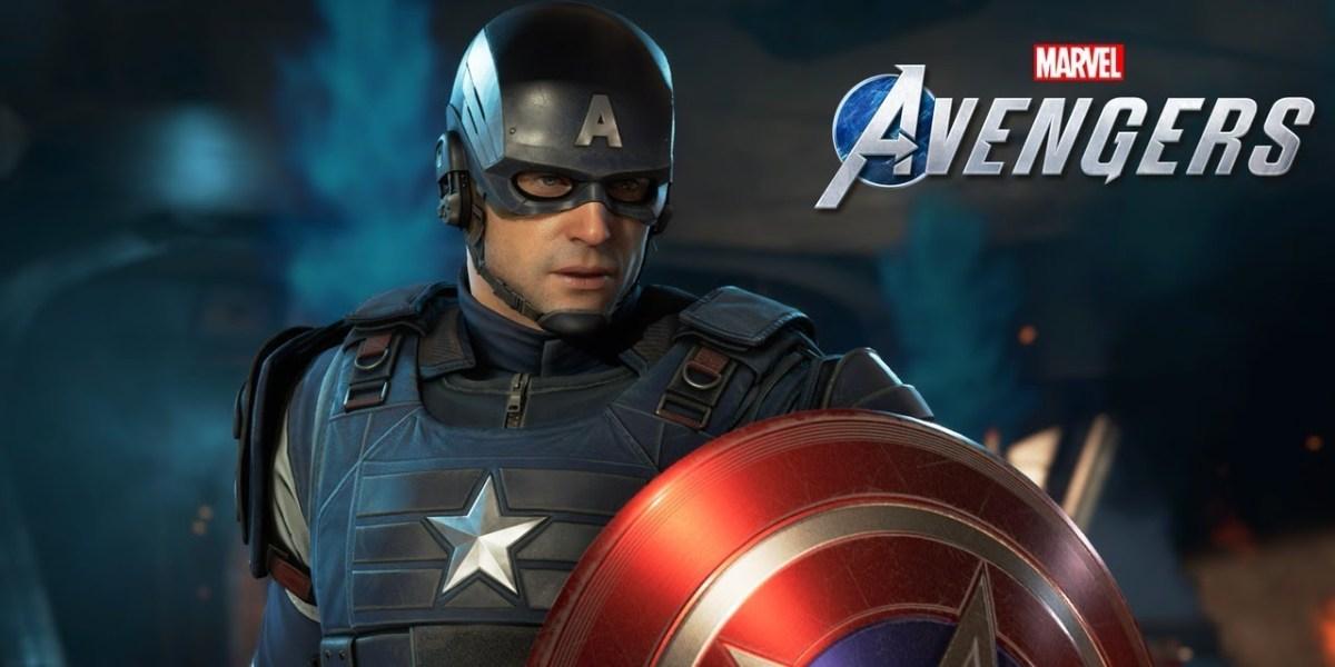 Marvel's Avengers-E3 2019