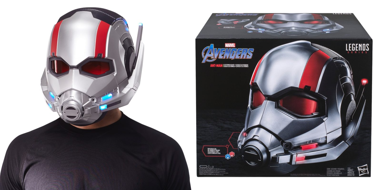 Be ready for Endgame's digital release, save $50 on this Ant-Man Helmet Prop