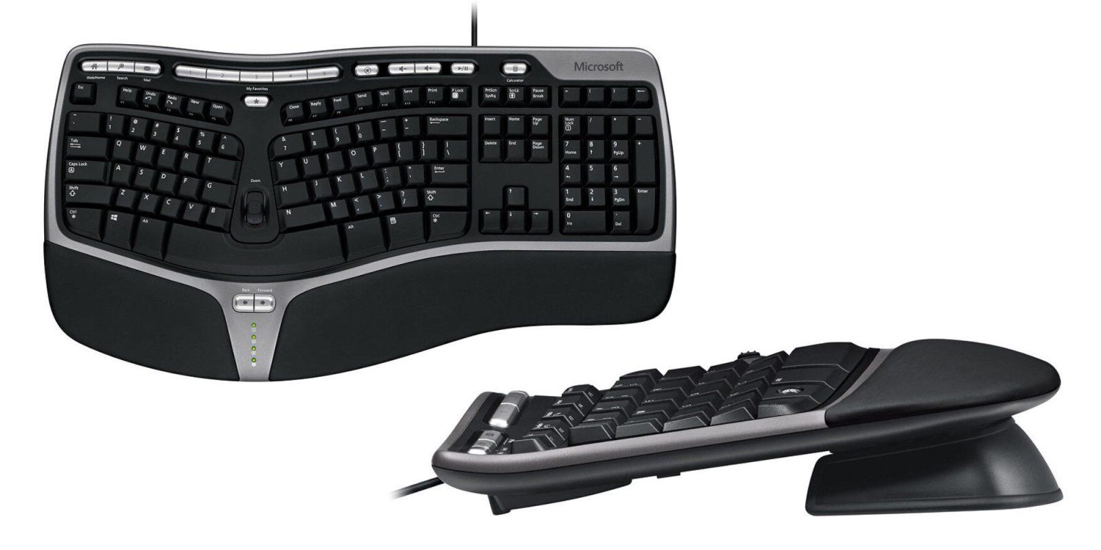 f9ba0ebc0ff Take 50% off Microsoft's Natural 4000 Ergonomic Keyboard at a new low:  $17.50