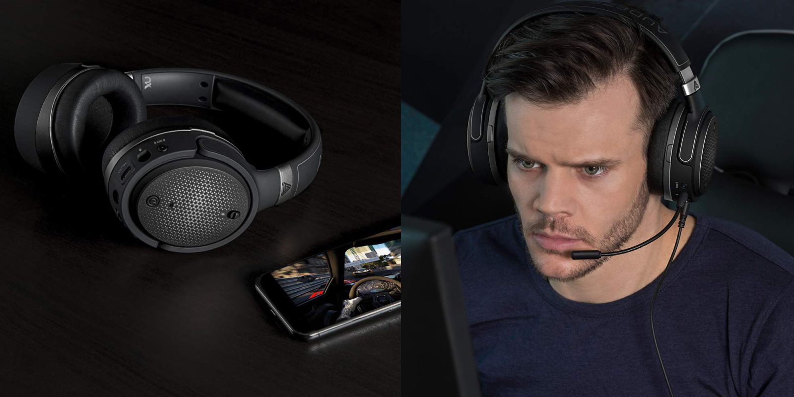 Amazon offers the Audeze Mobius 3D gaming headset at $100