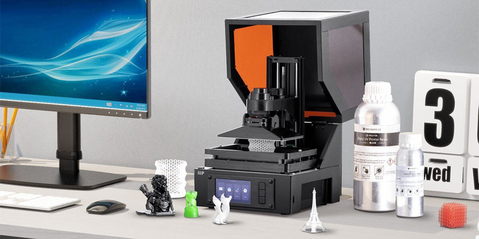 At $160, Monoprice's Mini 3D Printer is great for beginners (All-time low)
