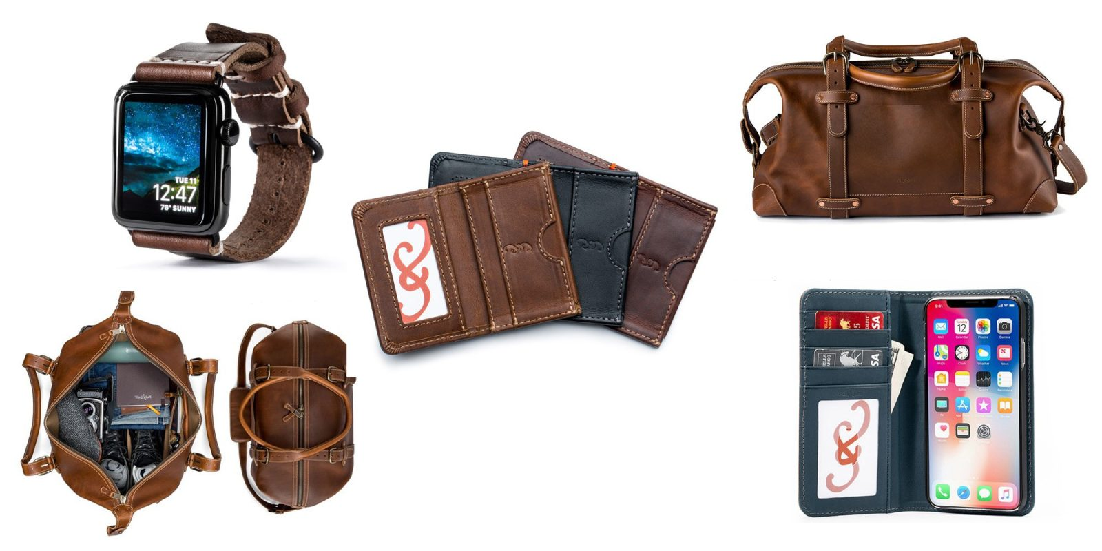 Pad & Quill seconds at up to 70% off: watch bands, iPhone cases, bags, more
