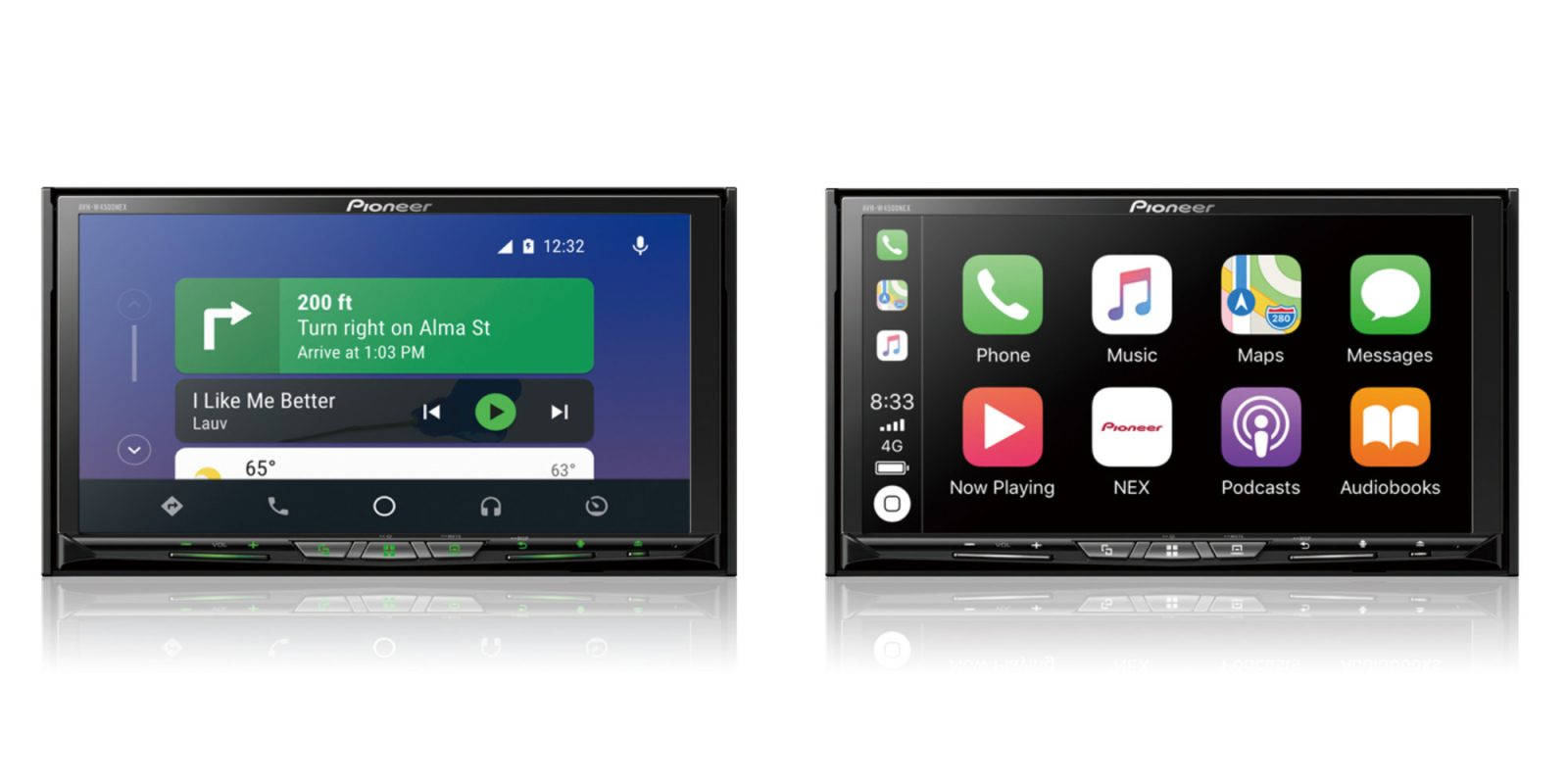 Pioneer Android Auto Not Working