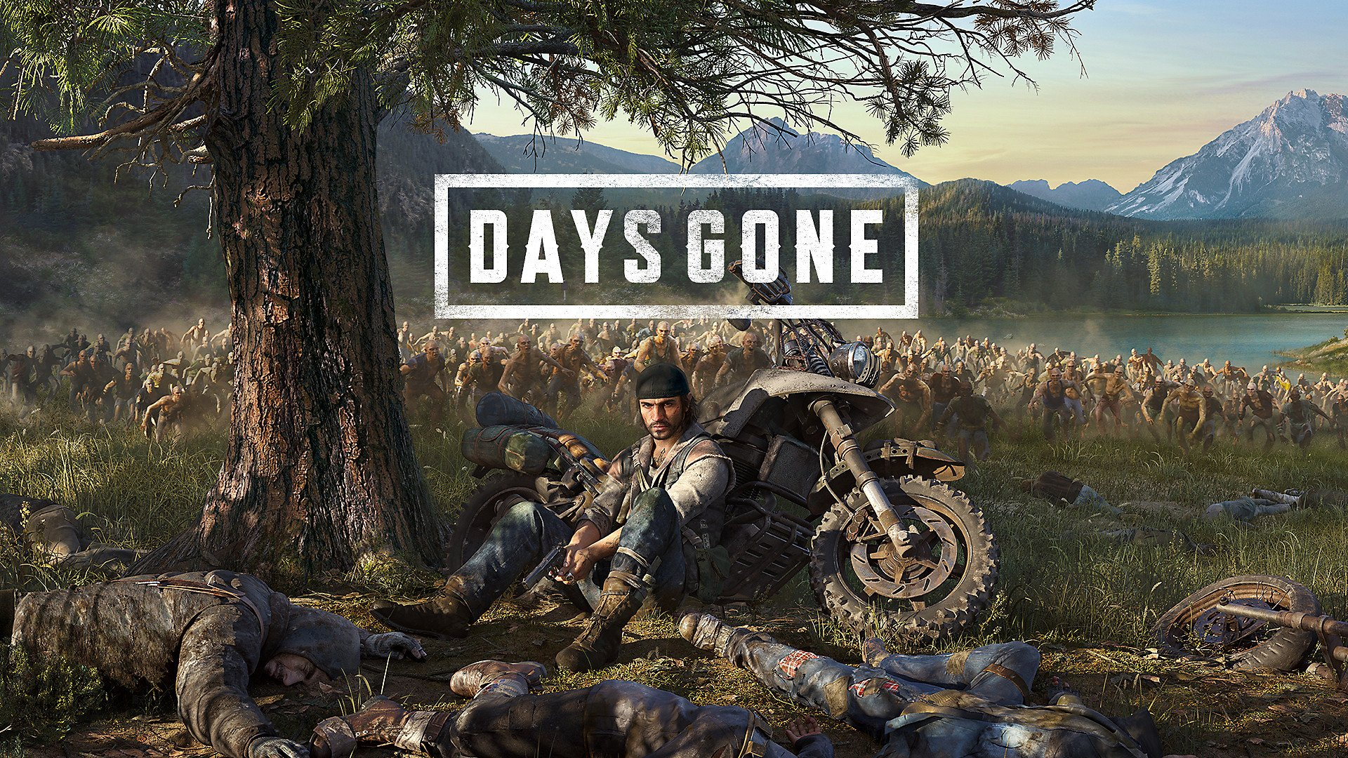 PlayStation Summer Sale Days Gone