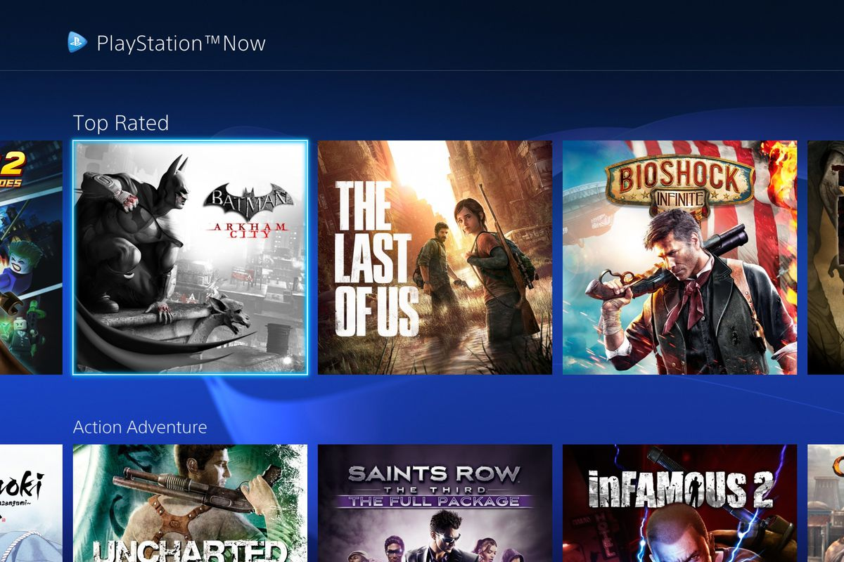 PlayStation Summer Sale PS Now