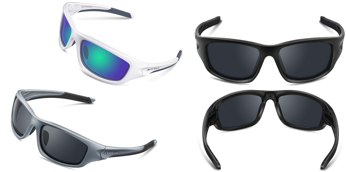Polarized Sport Sunglasses for summer at just $10 Prime shipped (Reg. $22)