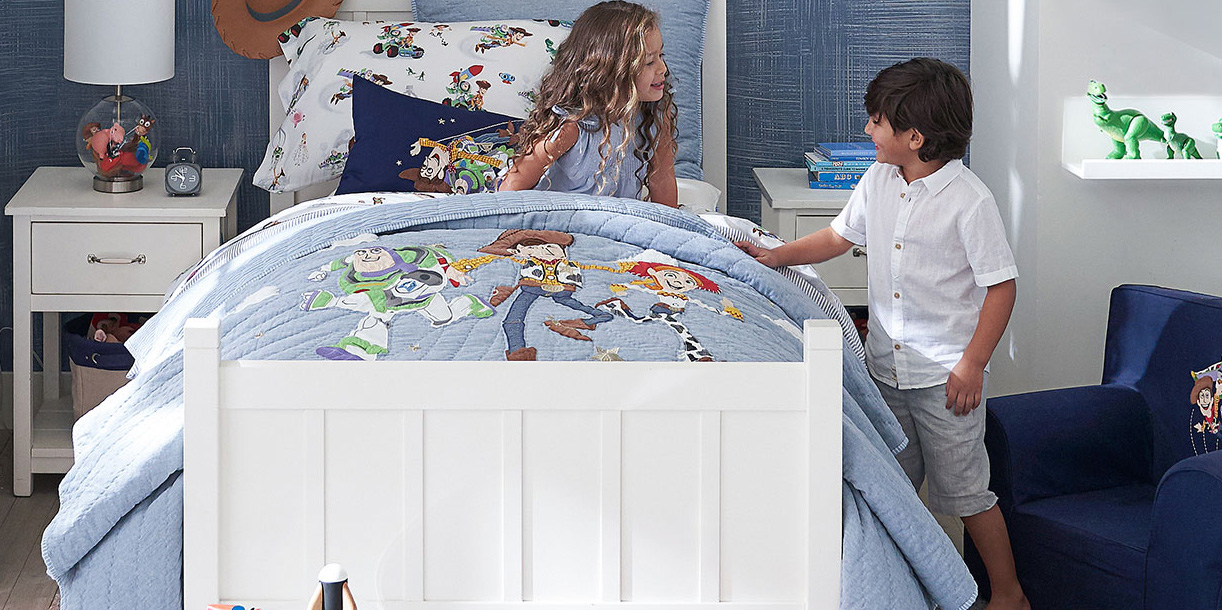 Pottery Barn Kids Debuts Its New Toy Story Collection Just