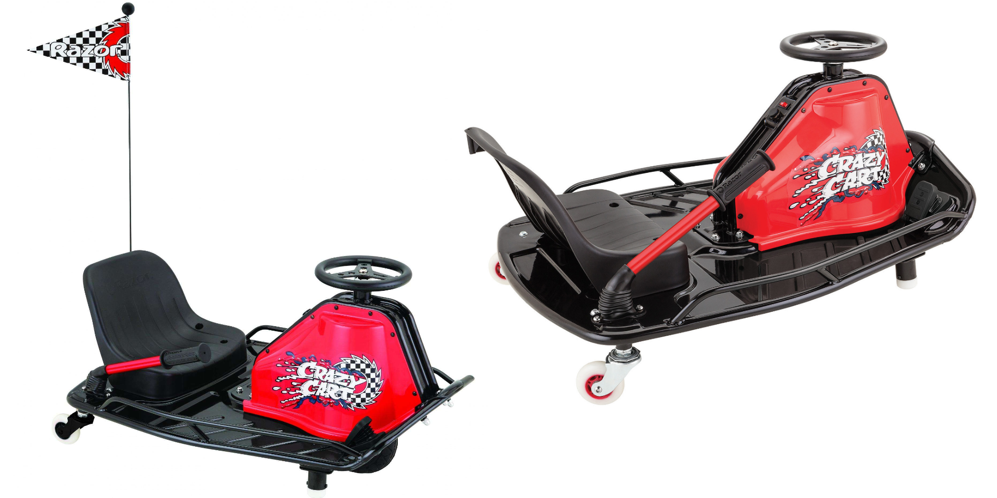 Take 70 Off Razor S 199 Electric Drifting Crazy Cart At