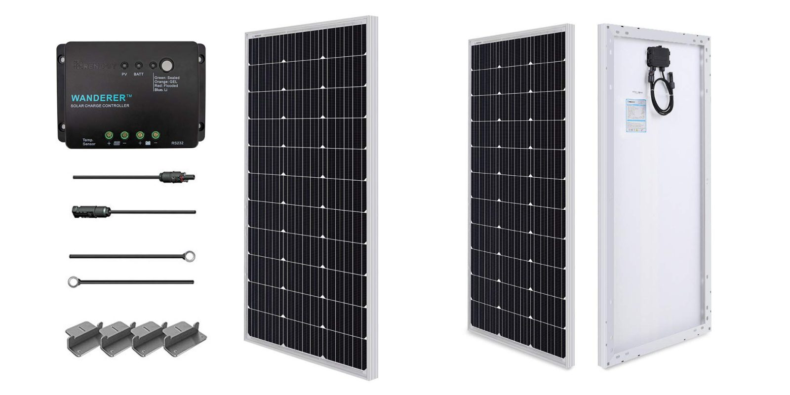 Amazon's Renogy solar panel sale offers deals from $71.50 for Cyber Monday