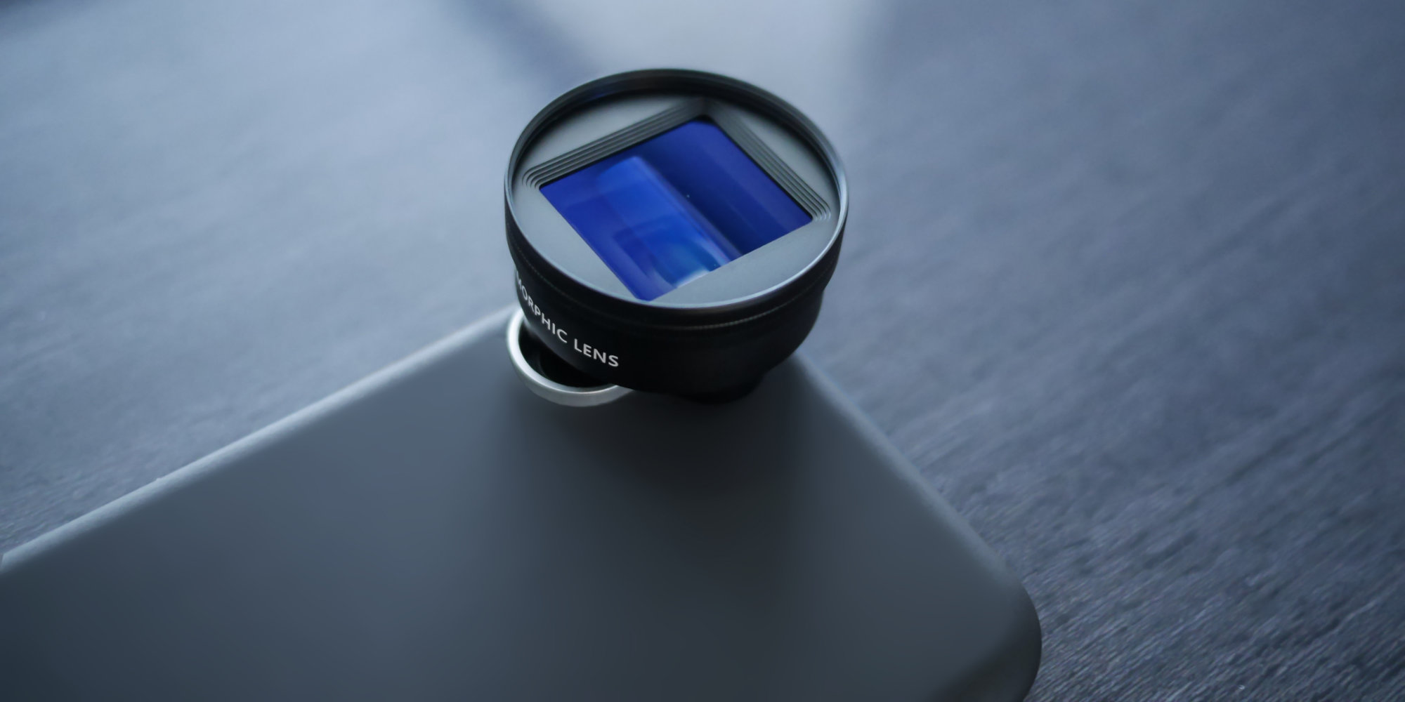 SANDMARC's New Anamorphic iPhone Lens Delivers Ultrawide FoV, Lens Flare, More
