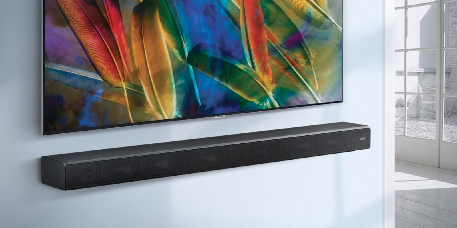 Amp up your home theater for $298 w/ Samsung's Premium Soundbar (Reg. $400)