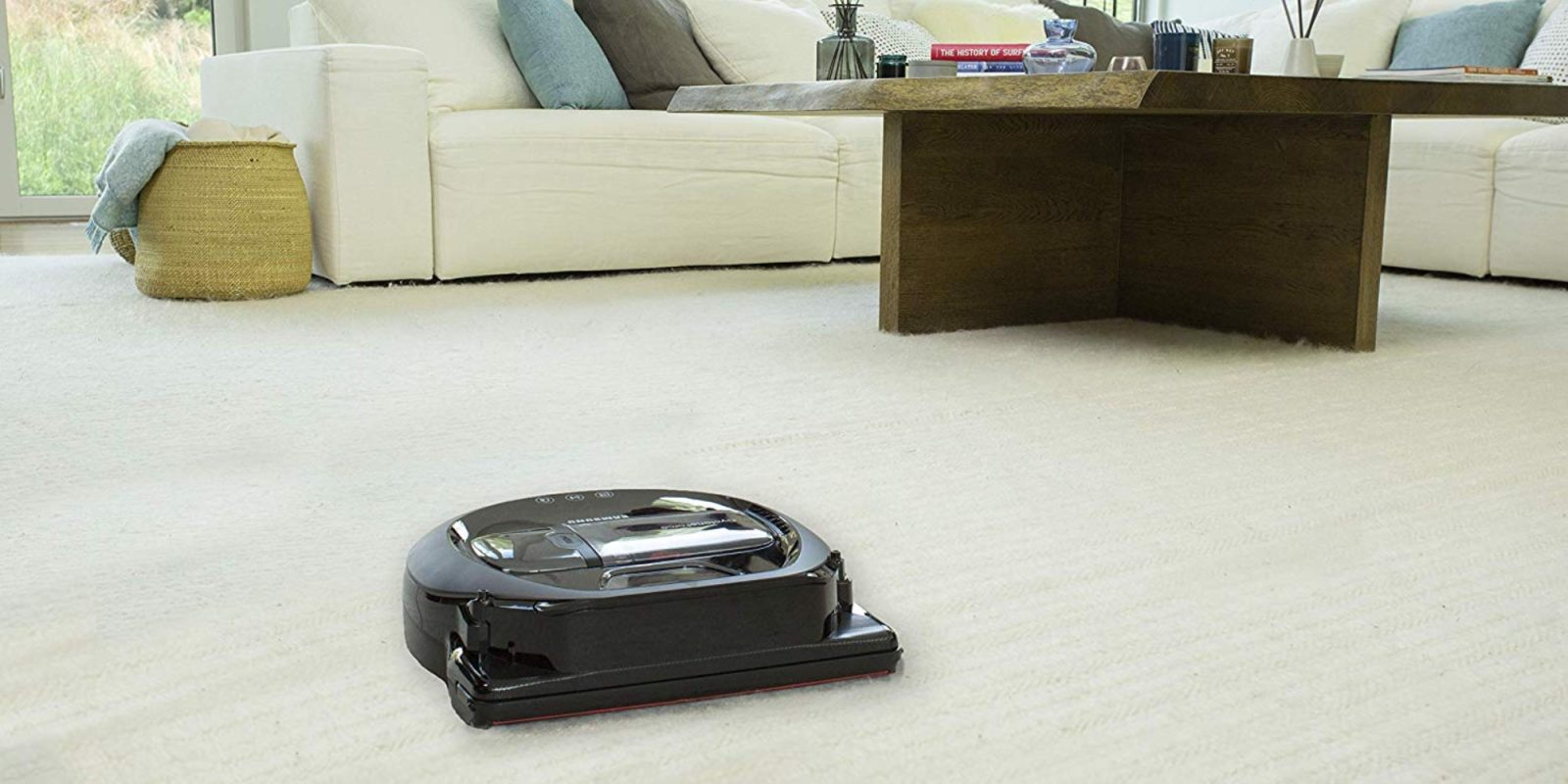 Visionary Mapping headlines Samsung's $450 POWERbot Robot Vacuum ($150 off)