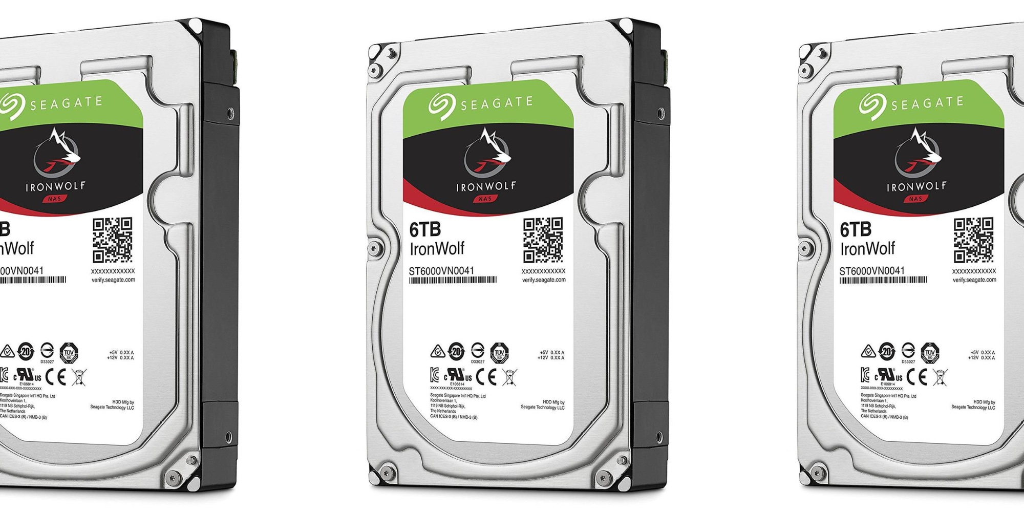 Seagate S Ironwolf 6tb Nas Hard Drive Drops To 2019 Low At 140 40 Off 9to5toys