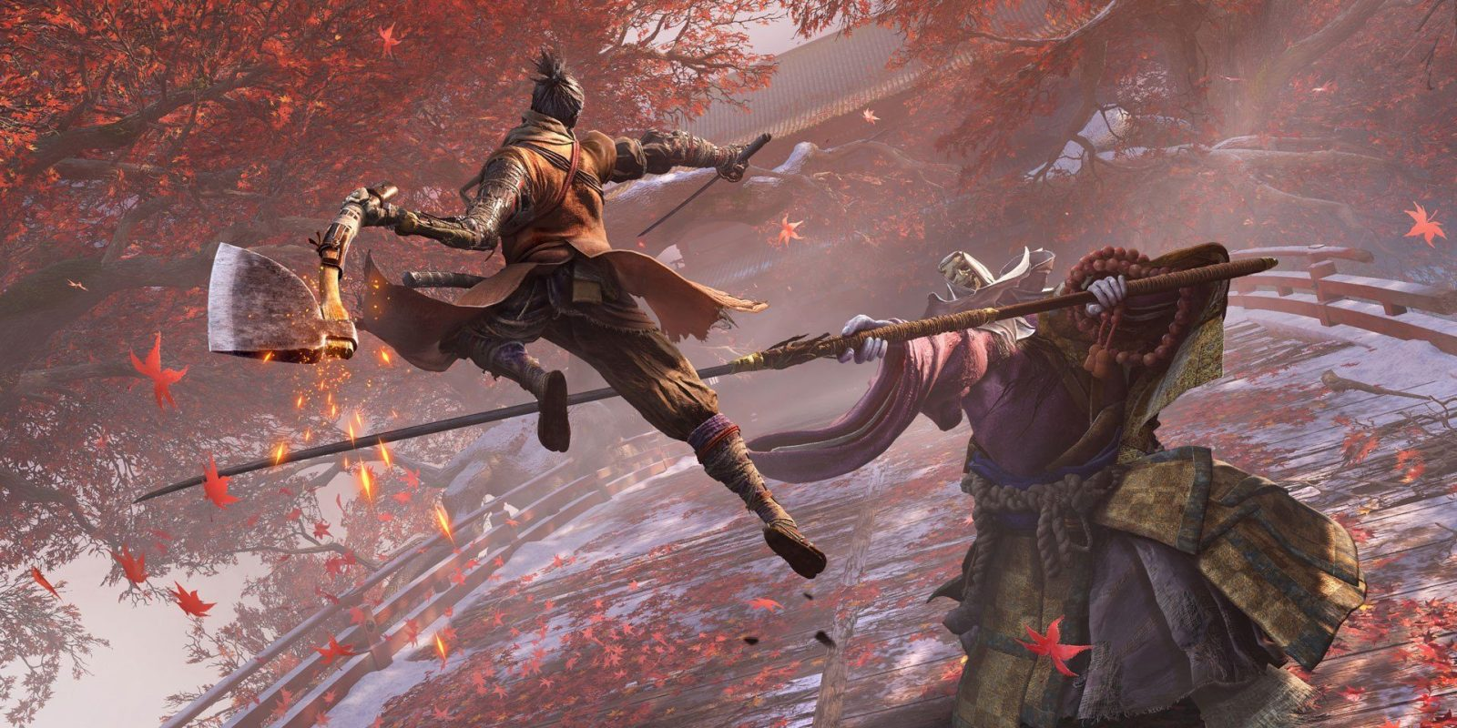 Today's Best Game Deals: Sekiro $34, Days Gone from $36, more