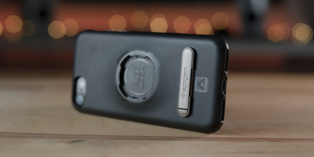 Spigen Kickstand back close-up