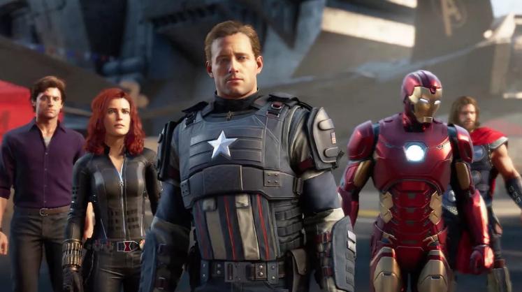Square Enix E3 2019 Avengers