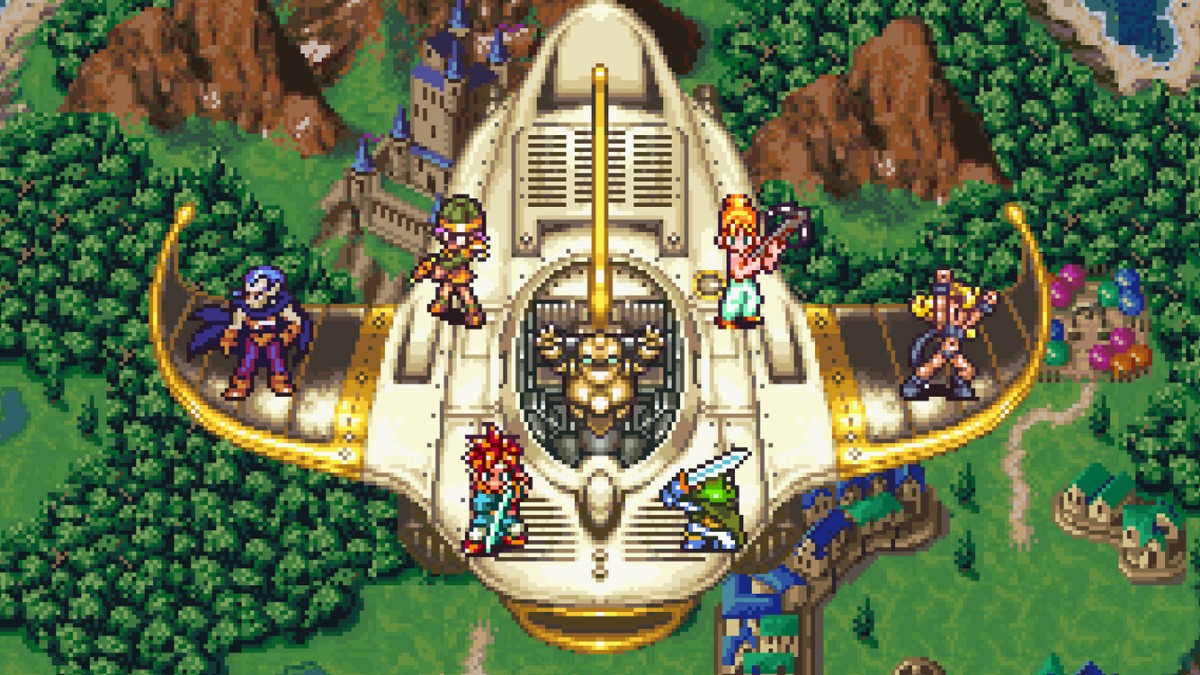 Square Enix streaming service - Chrono Trigger