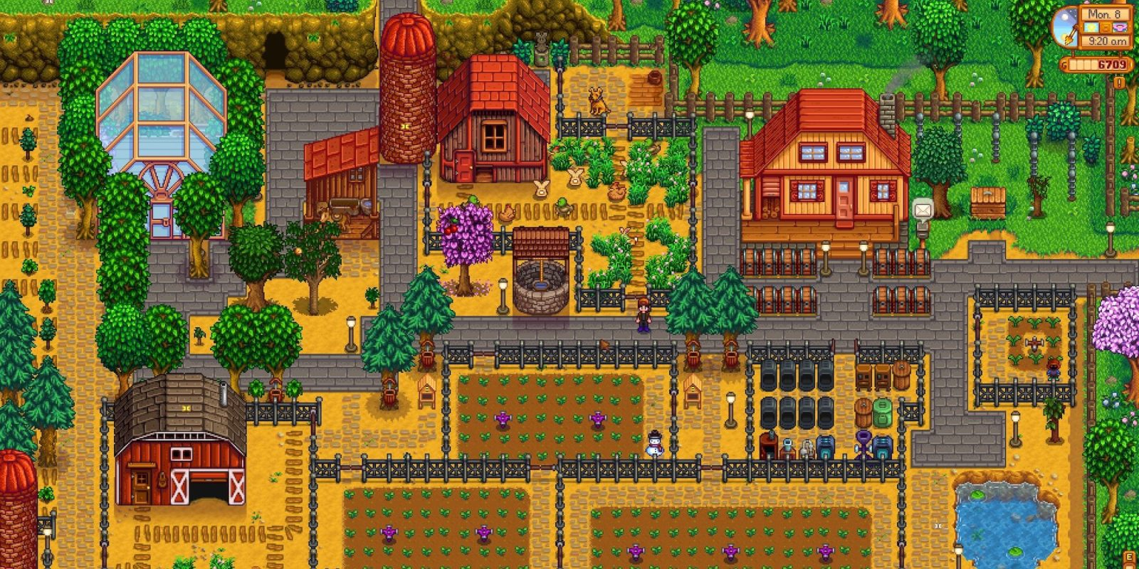 The amazing Stardew Valley gets a rare price drop on iOS, now $5 (Reg. $8)