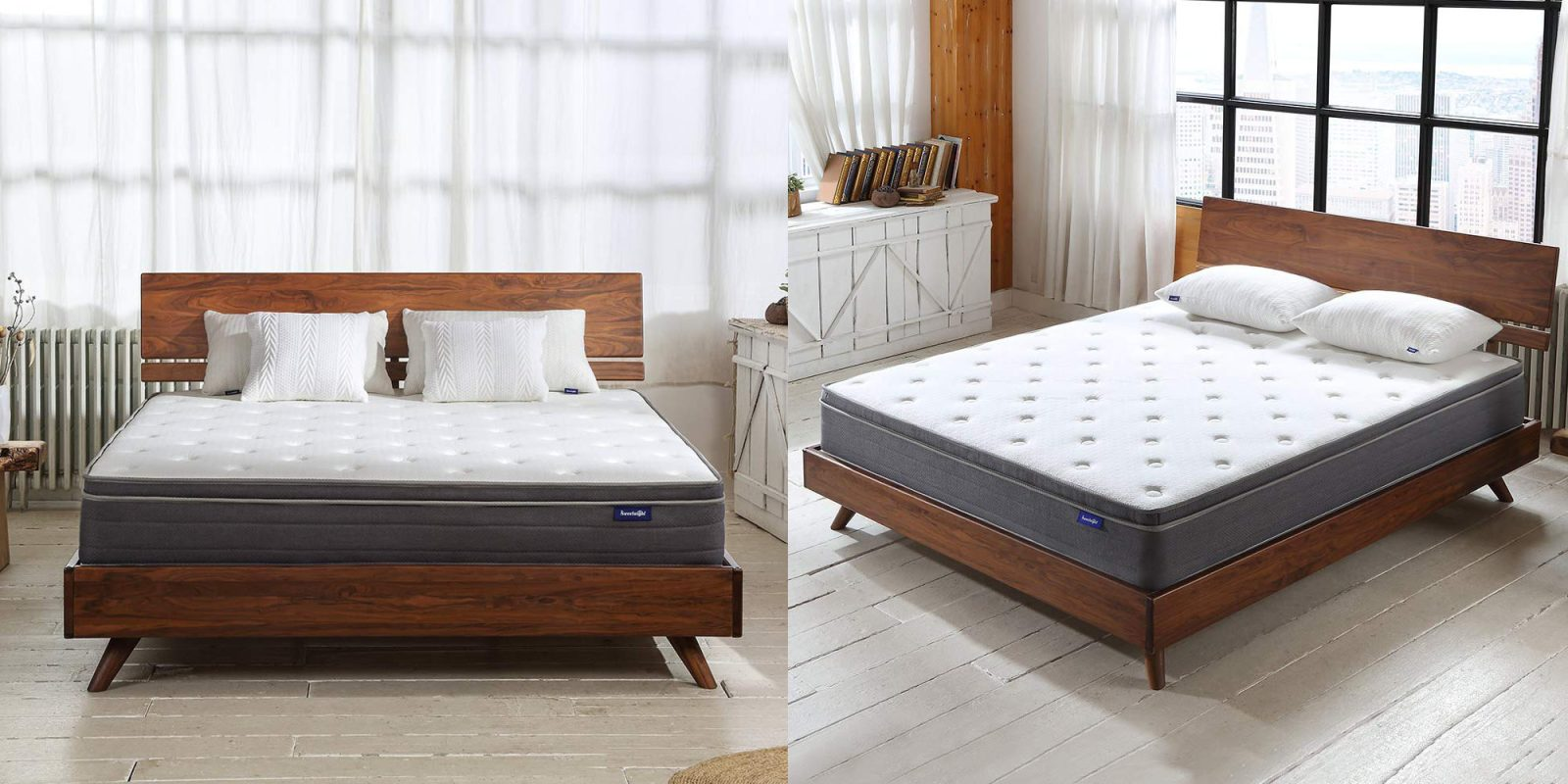 Refresh your mattress and pillows in today's Gold Box from $33.50 (20% off)