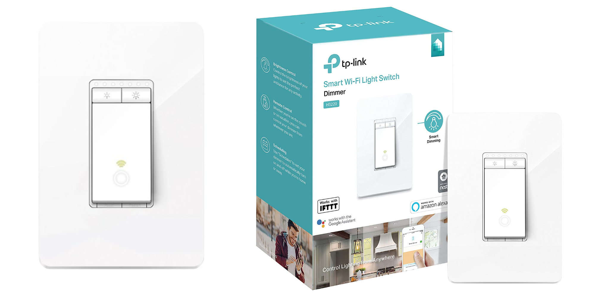 Alexa + Assistant-control helms TP-Link's $32 50 Smart Light