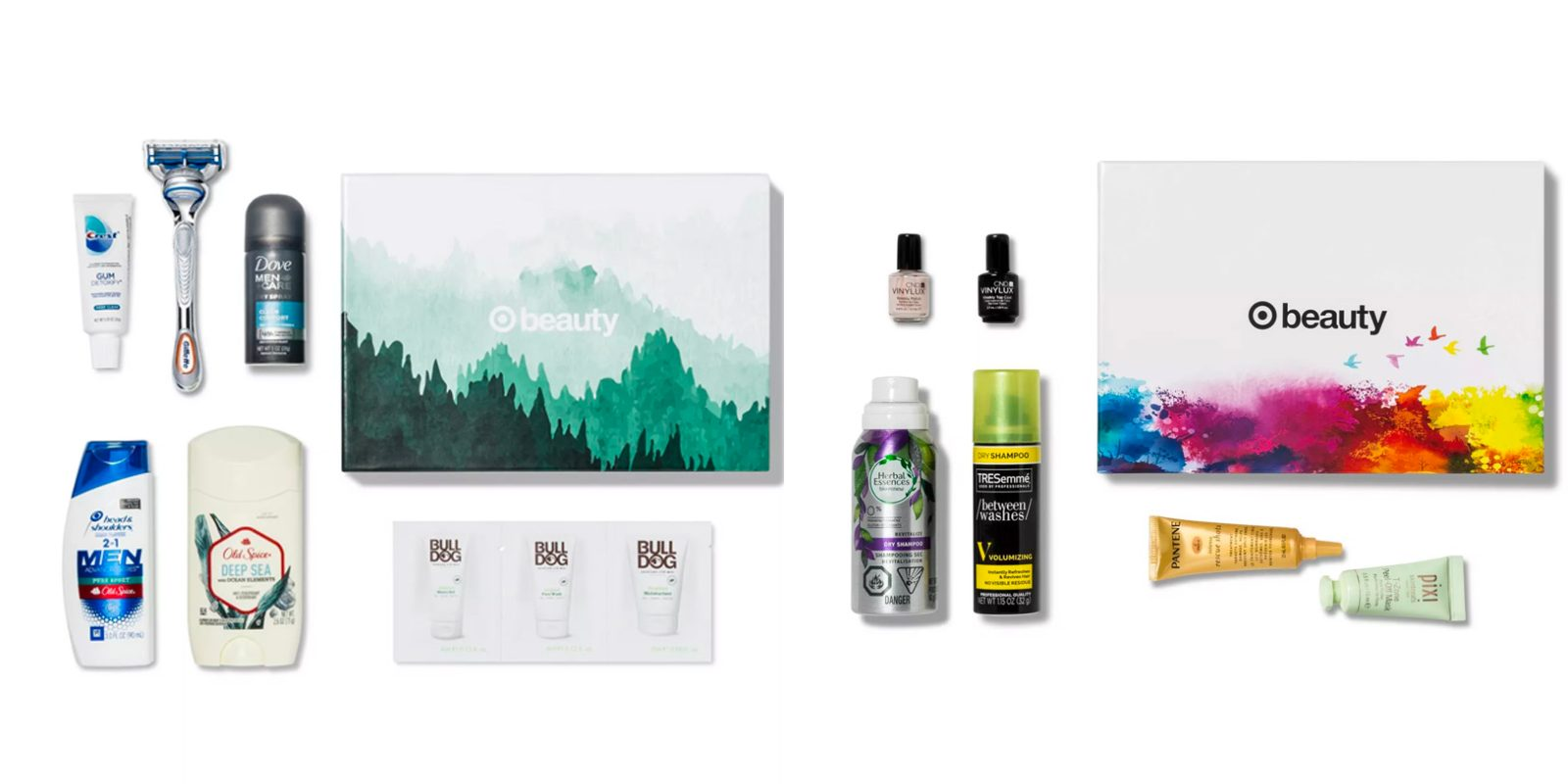 Target has June Beauty Boxes for men & women at $7 shipped